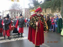Fiesta Ruta del Emperador Carlos V.