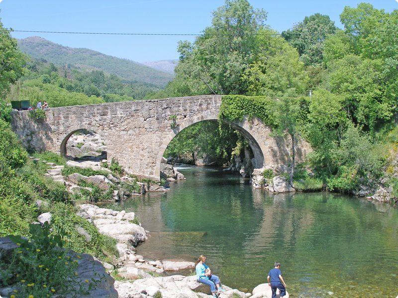 puente cuartos Losar de la Vea