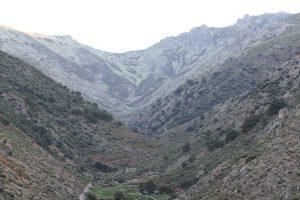 Ruta a la Portilla Jaranda