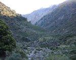 ruta charco del trabuquete. al pie de la Sierra de Gredos.