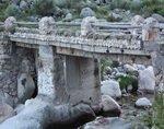 ruta charco del trabuquete llegada al puente tocinos