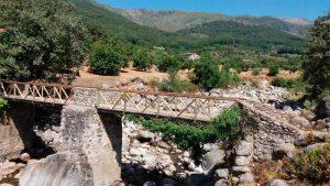 Puente Palos en Jarandilla de la Vera